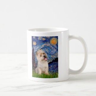 Cairn Terrier 9 - Starry Night Coffee Mug