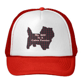 Cairn Terrier BFF Cap