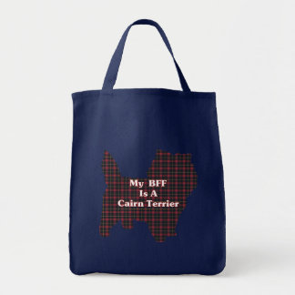 Cairn Terrier BFF Tote Bag