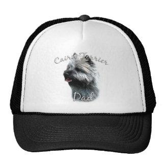 Cairn Terrier Dad 2 Hat