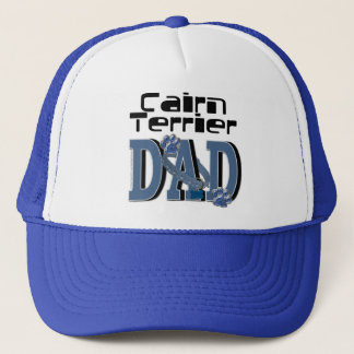 Cairn Terrier DAD Trucker Hat