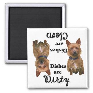 Cairn Terrier Dishwasher Magnet