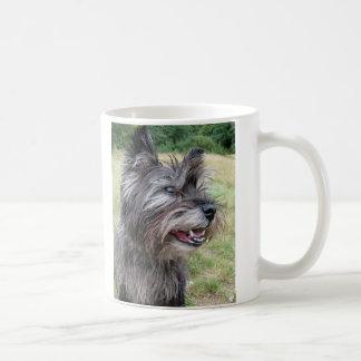 Cairn Terrier dog I love heart mug, gift idea Coffee Mug