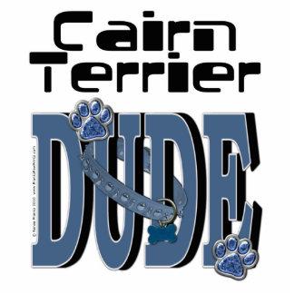 Cairn Terrier DUDE Standing Photo Sculpture