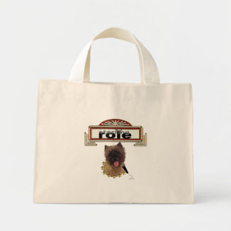 Cairn Terrier in a starring role bag