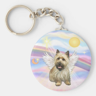Cairn Terrier Key Ring