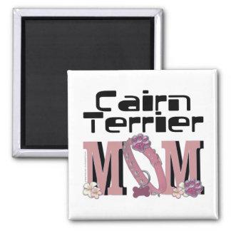 Cairn Terrier MOM Magnet