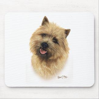 Cairn Terrier Mouse Mat