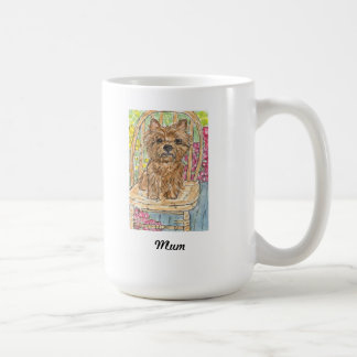 Cairn Terrier Mum Mother mug birthday  present