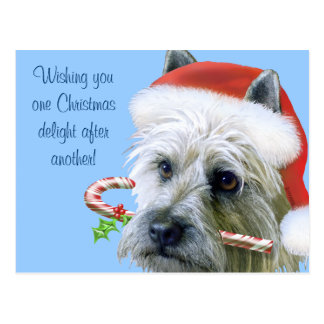 Cairn Terrier Post Cards