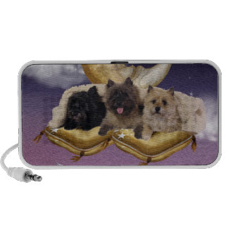 Cairn Terrier Notebook Speakers