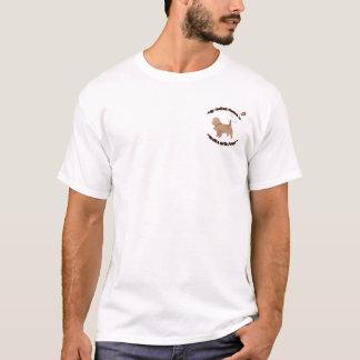 Cairn Terrier Walks With Poop Shirt