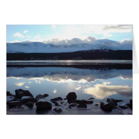 Cairngorm National Park Card