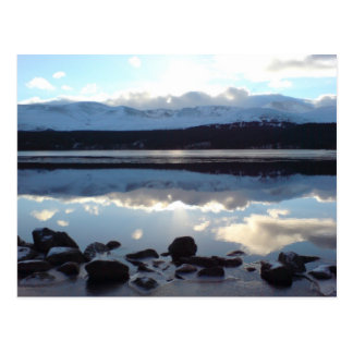 Cairngorm National Park Postcard