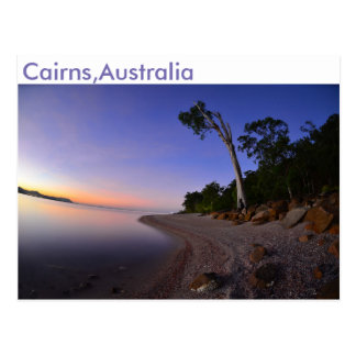 Cairns,Australia, Post card