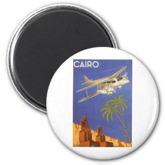 Cairo 6 Cm Round Magnet