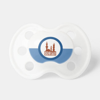Cairo city flag Egypt symbol Pacifiers