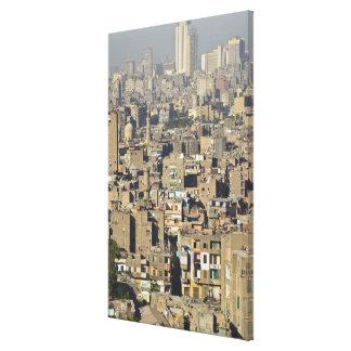 Cairo Cityscape Gallery Wrap Canvas