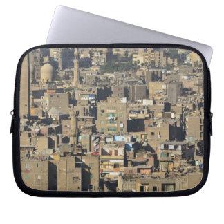 Cairo Cityscape Laptop Computer Sleeves