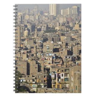 Cairo Cityscape Note Book