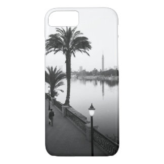 Cairo Egypt, Along the Nile River iPhone 7 Case