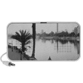 Cairo Egypt, Along the Nile River Notebook Speaker