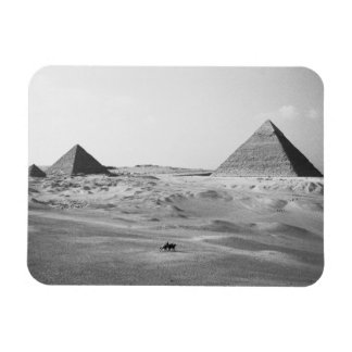 Cairo Egypt, Giza Pyramids Magnet