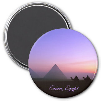 Cairo, Egypt Refrigerator Magnet
