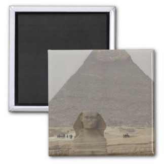 Cairo Egypt Pyramid/Sphynx Magnet