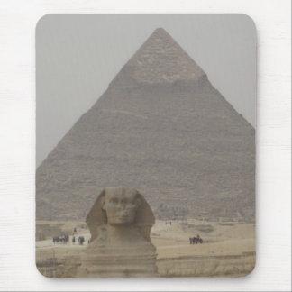 Cairo Egypt Pyramid Sphynx Mousepad