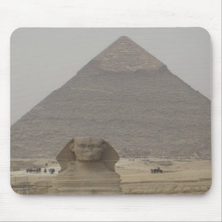Cairo Egypt Pyramid/Sphynx Mousepad