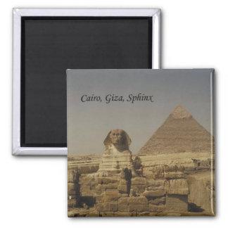 Cairo Giza The Sphinx St K Fridge Magnets