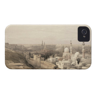 "Cairo looking West, from ""Egypt and Nubia"", Vol.3 Case-Mate iPhone 4 Cases"