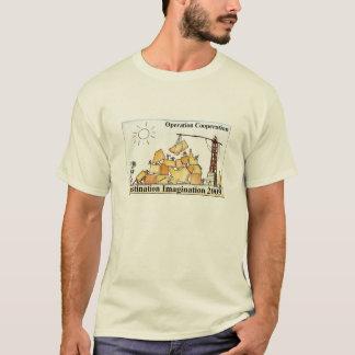 Cairo-Practors Destination Imagination 2009 T-Shirt