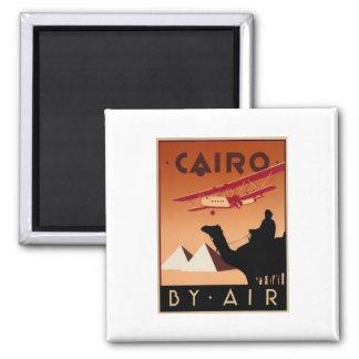 Cairo St K Fridge Magnets