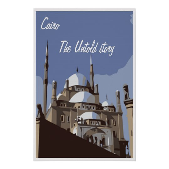 Cairo The Untold Story Poster