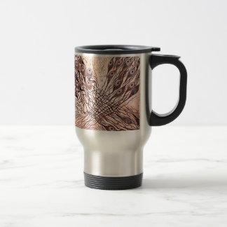 Cajal's Neurons 1 Travel Mug
