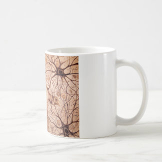 Cajal's Neurons 3 Coffee Mug