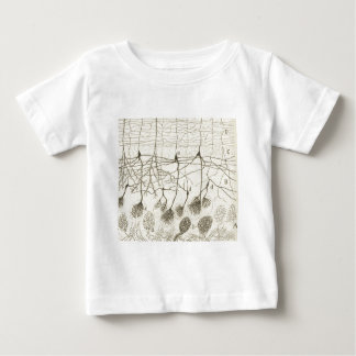 Cajal's Neurons 8 Baby T-Shirt