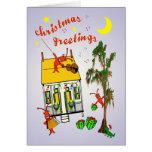 Cajun Bayou House Christmas