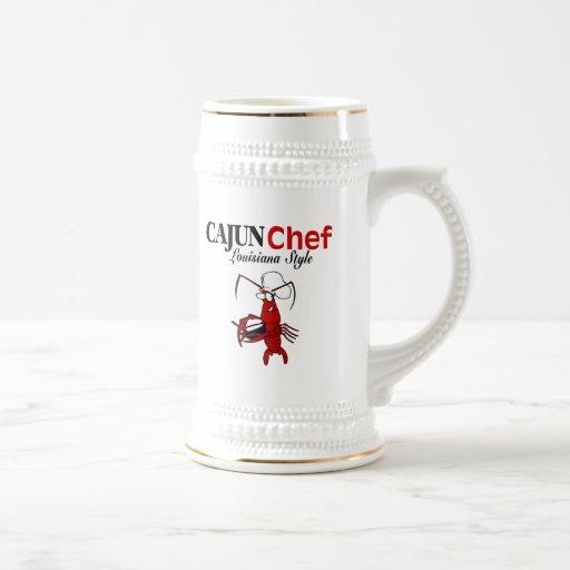 Cajun Chef Mugs
