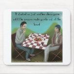 Cajun Chess Funny Cartoon
