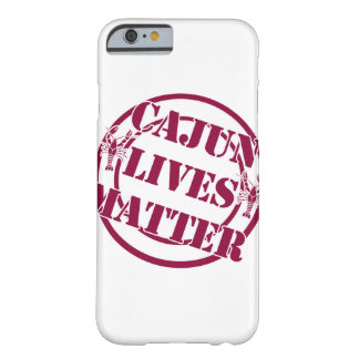 Cajun Lives Matter Cell Phone Cover