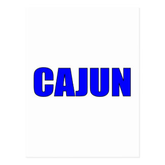 Cajun Postcard