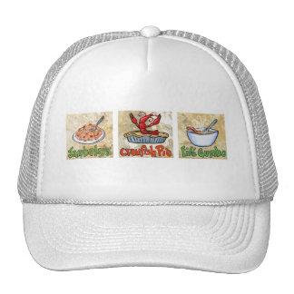 Cajun Trio Hat