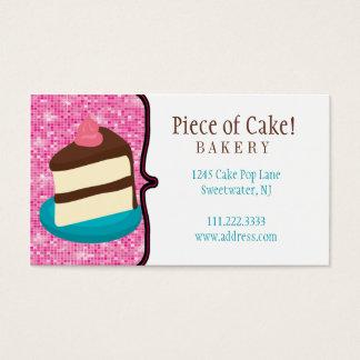 Cake Bakery : Business Card