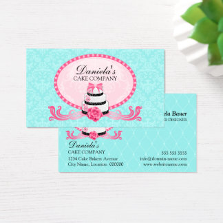 Cake Decorator Business Cards Business Card Printing Zazzle Co Uk