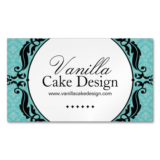 Cake Bakery Magnets