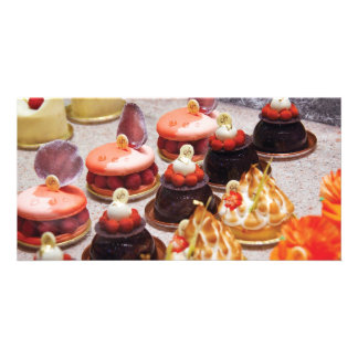 Cake - Bellagio - Le Dessert Customized Photo Card