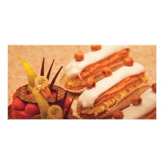 Cake - Bellagio - Little cakes Custom Photo Card